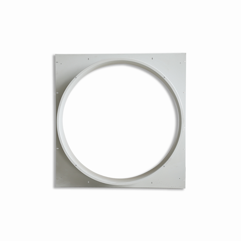 Square Frame Axial Fan Accessories Fan Plate
