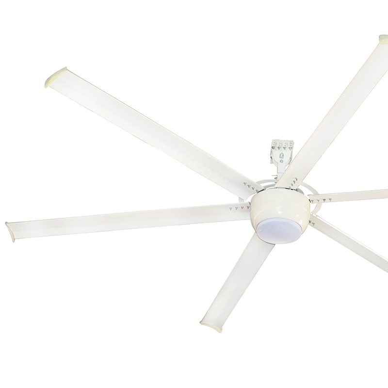12ft (3.7m) BLDC Industrial Ceiling Fan Ventilation